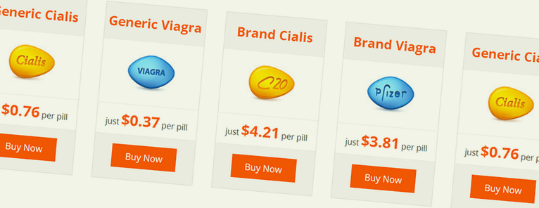 what is the generic of viagra or cialis
